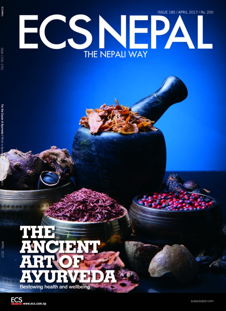 ECS Nepal 185 Cover